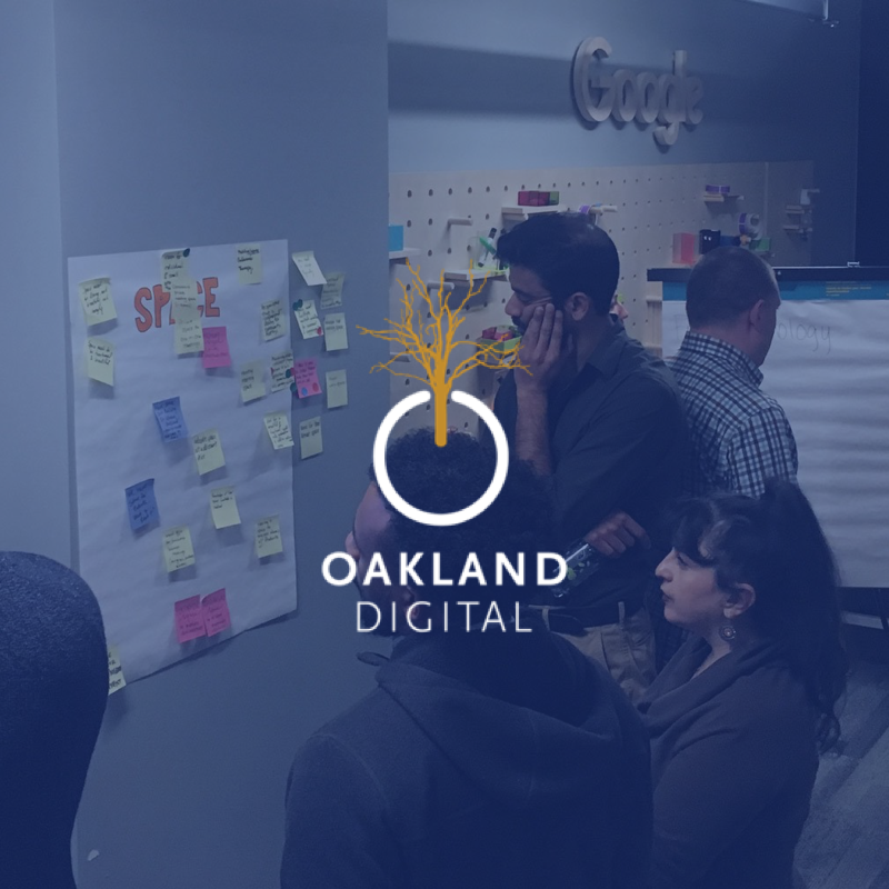 Oakland Digital case study